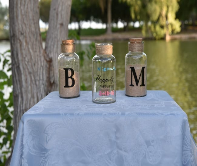 Outdoor Vegas Weddings For Elopement Choices