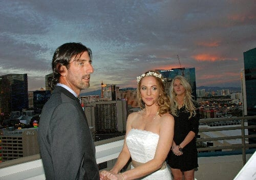 Las Vegas Strip Resort Ceremony