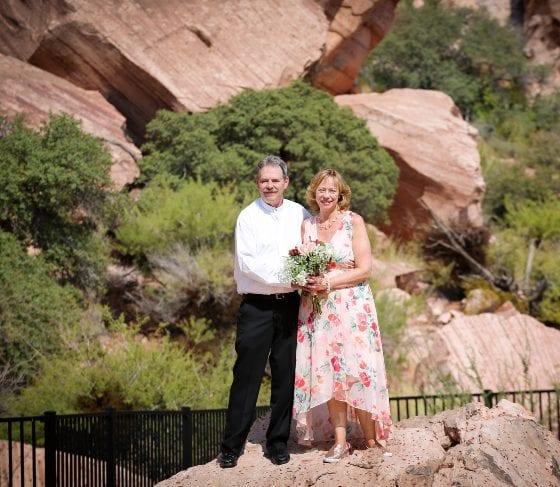 red rock weddingsd