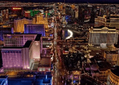 Las Vegas strip wedding packages