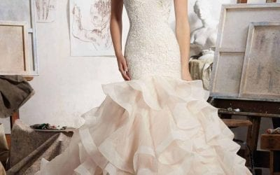 10 Simple and Elegant Wedding Dress Styles for Getting Married in Vegas