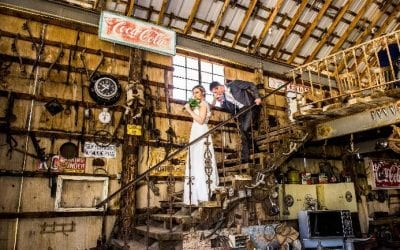 Make More of a Nelson Ghost Town Wedding By Doing Less