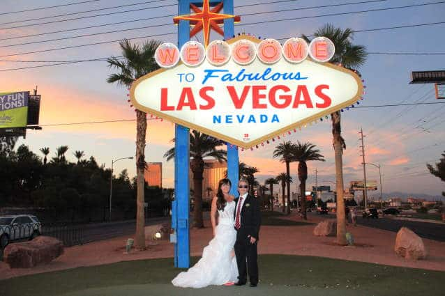 Las Vegas Strip wedding packages