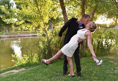 Tulle Springs Park Wedding