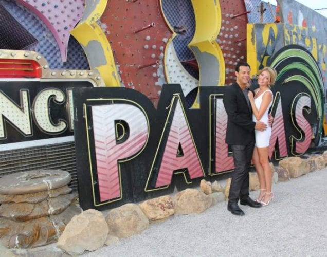 Elope at the Neon Museum