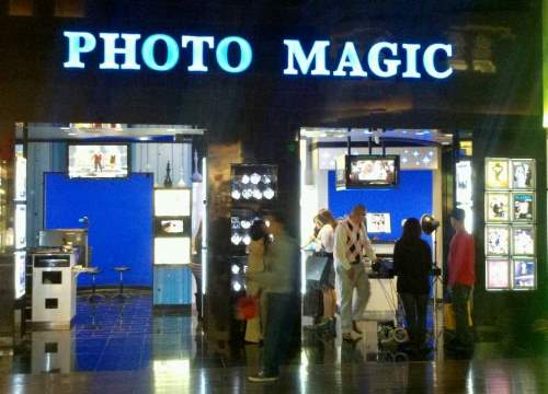 Photo magik kiosk