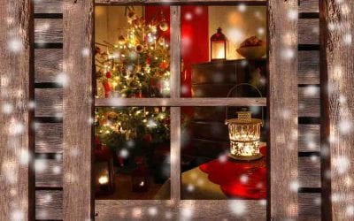 Make Your First Winter Newlywed Holidays at Home Fabulous