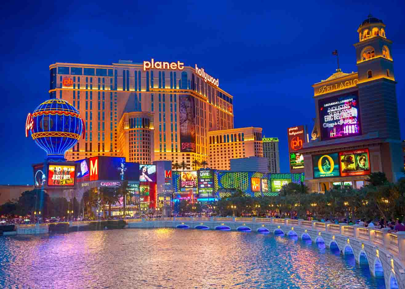 Las Vegas Strip Photography Tours