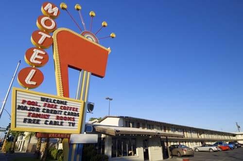Motel 6 las vegas