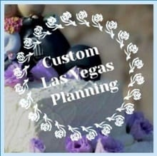 Contact Custom Las Vegas Weddings