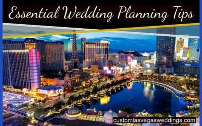 Planning a Vegas Wedding – Essential Seasonal Tips
