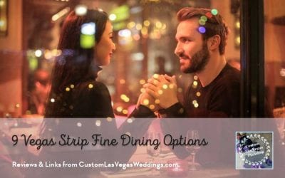 9 Las Vegas Restaurants for wedding receptions