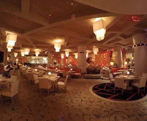 Elegant restaurant for private and group dining in Las Vegas
