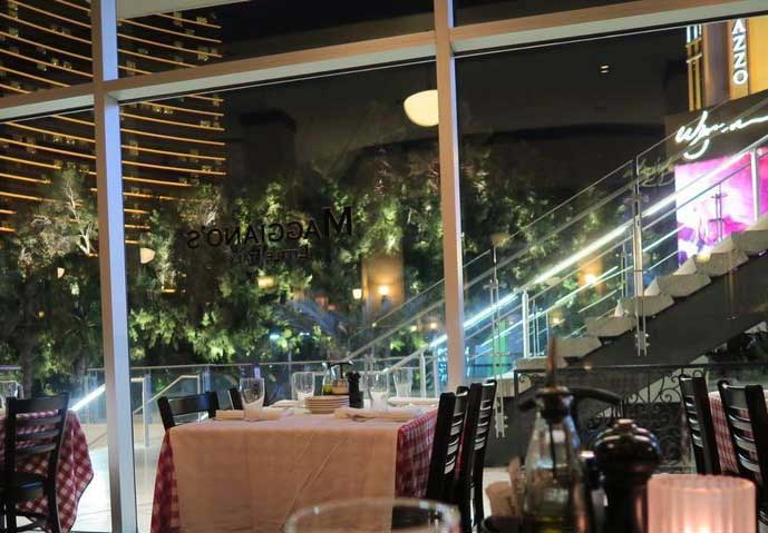 Great Italian restaurant in Las Vegas for group functions