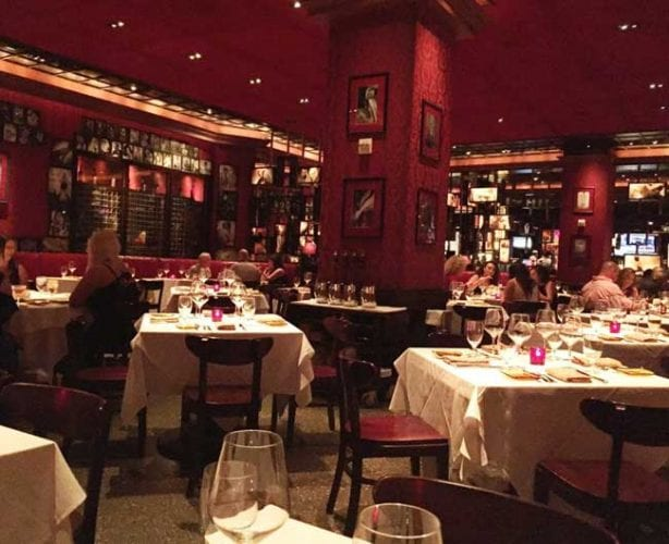 Elegant and fine dining restaurant in Las Vegas
