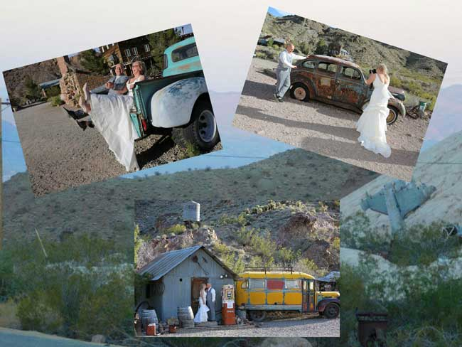 Elope at Nelson Ghost Town