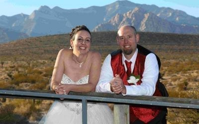 Las Vegas Red Rock Wedding Adventure