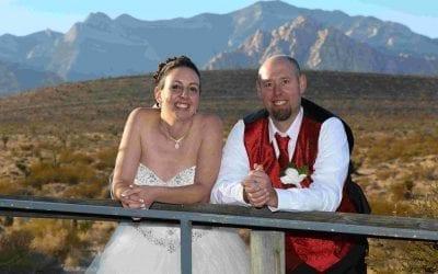Las Vegas Red Rock Wedding Adventure