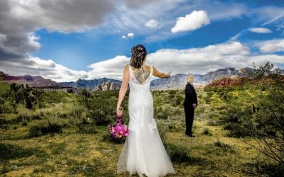 How to Plan Around the Weather for a Red Rock Wedding