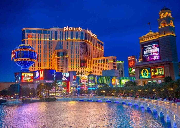 Las Vegas Strip Photography Packages