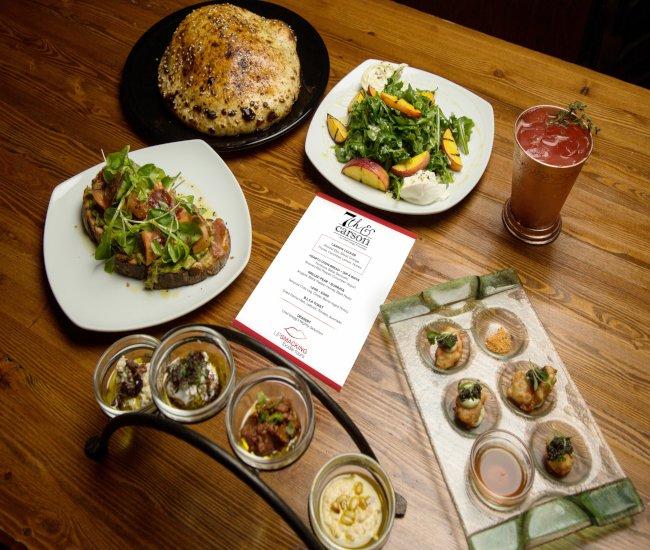 Carson house restaurant photo