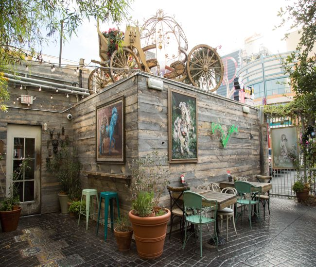 foodie tour restaurant in vegas