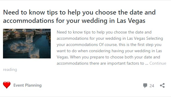 Hotel accommodation tips blog article