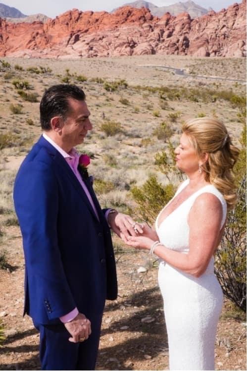 Red Rock weddings