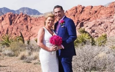 Red Rock Weddings – stylish desert wedding elopement experience