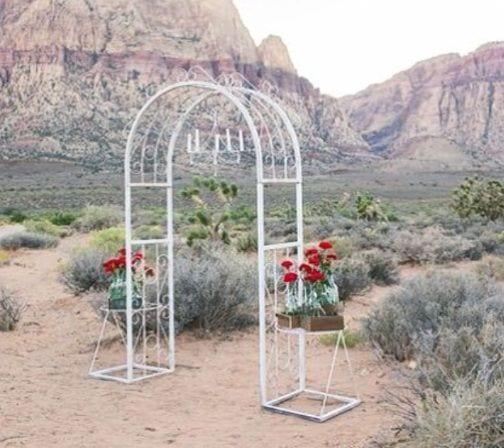 Las Vegas elopement