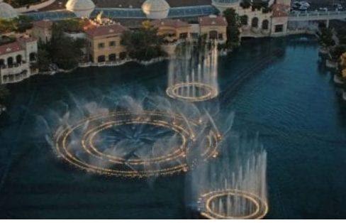 unique las Vegas elopement in-suite ideas