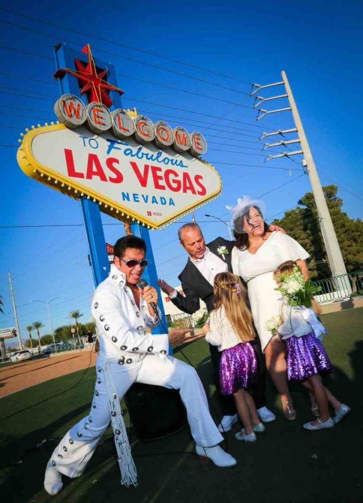 Vegas wedding planning