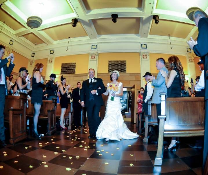 The Mob museum wedding packages