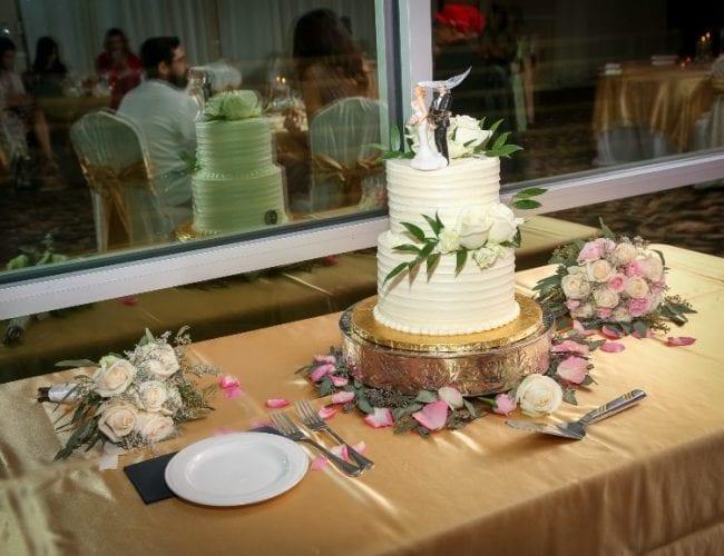 Country club cake