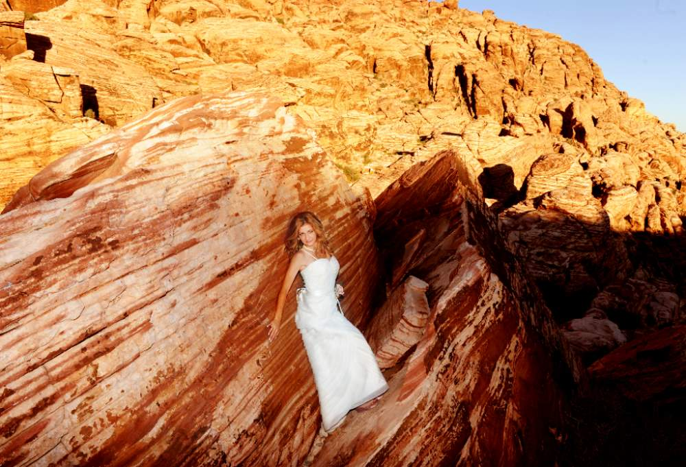 Red Rock Canyon Weddings
